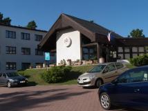 Lesní hotel Astra