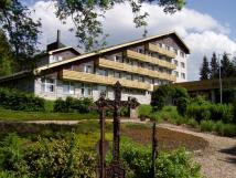 Hotel Srní a Hotel Šumava
