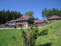 Horský hotel Vsacký Cáb